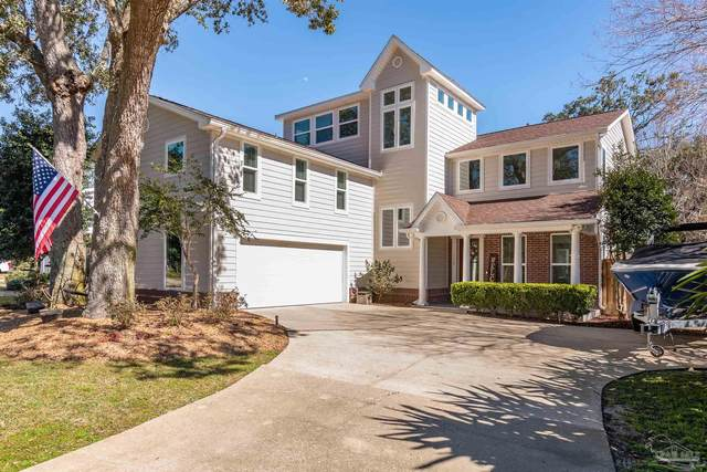 119 Highpoint Dr, Gulf Breeze, FL 32561 (MLS #585552) :: Levin Rinke Realty