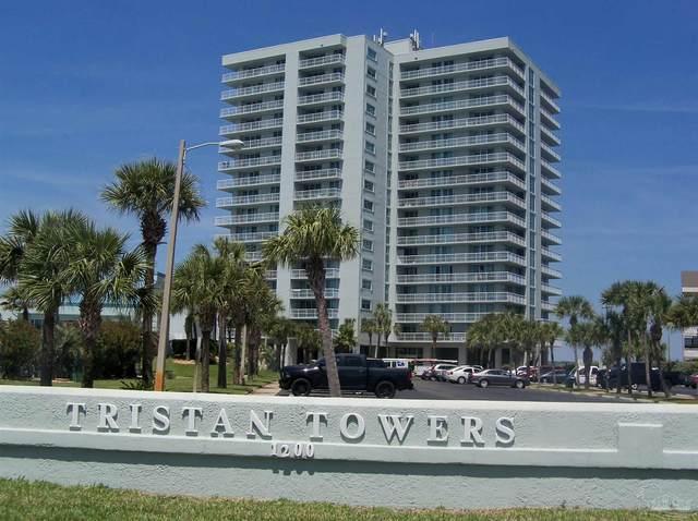 1200 Ft Pickens Rd 2C, Pensacola Beach, FL 32561 (MLS #585625) :: Levin Rinke Realty