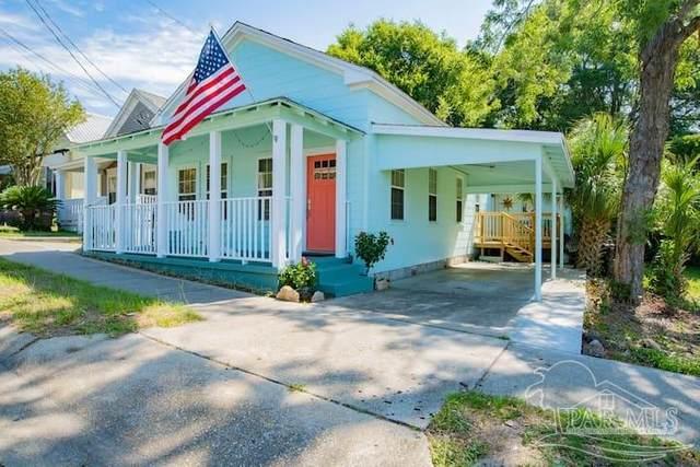 608 N 9TH AVE, Pensacola, FL 32501 (MLS #585706) :: Levin Rinke Realty