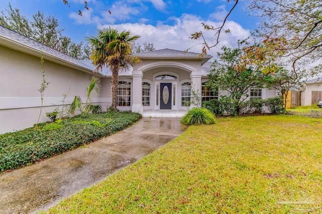 536 Carson Dr, Pensacola, FL 32507 (MLS #585733) :: Coldwell Banker Coastal Realty