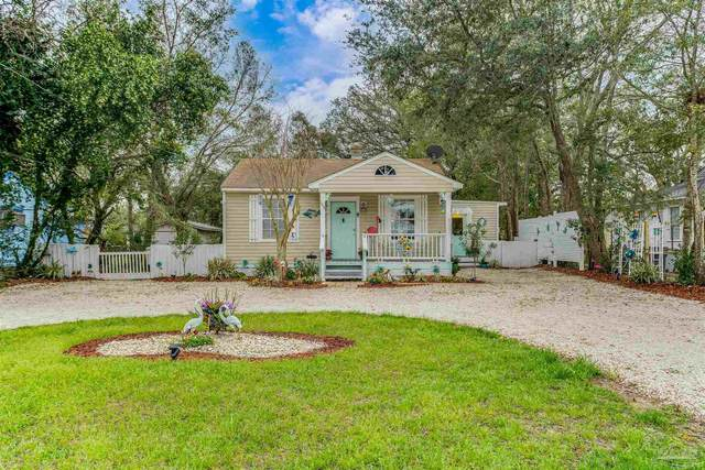 109 Ruberia Ave, Pensacola, FL 32507 (MLS #585797) :: Connell & Company Realty, Inc.
