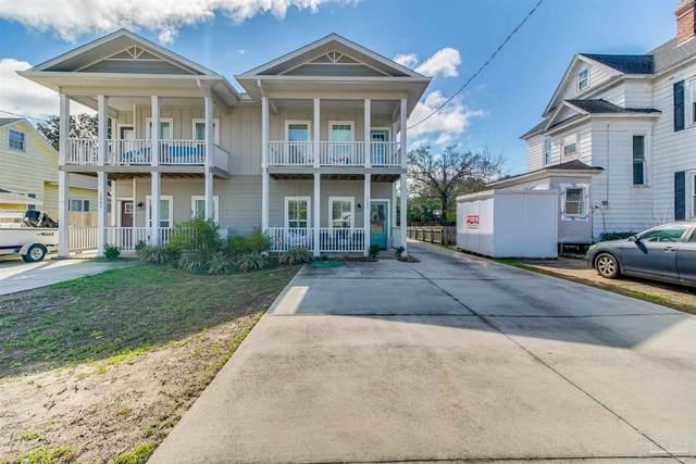 1705 E Gadsden St, Pensacola, FL 32501 (MLS #585869) :: Levin Rinke Realty