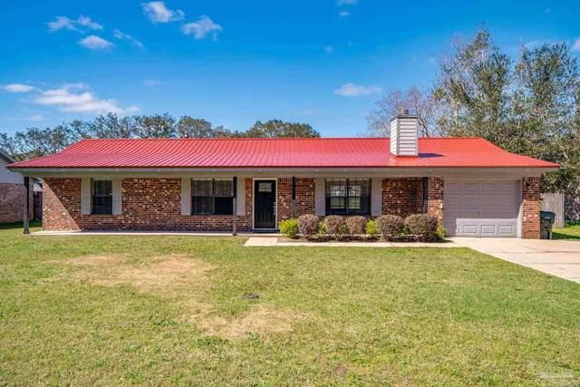 7160 Baysprings Dr, Pensacola, FL 32506 (MLS #585874) :: Coldwell Banker Coastal Realty