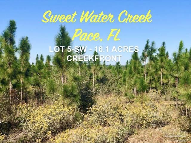 Lot 5-SW Gin Rd, Pace, FL 32571 (MLS #585875) :: Levin Rinke Realty