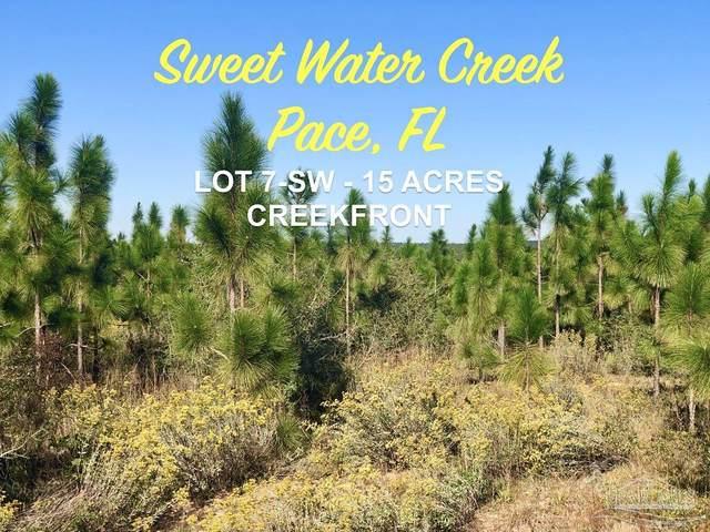 Lot 7-SW Gin Rd, Pace, FL 32571 (MLS #585877) :: Levin Rinke Realty