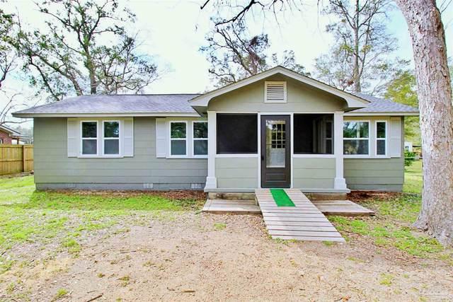 807 N 60TH AVE, Pensacola, FL 32506 (MLS #585883) :: Coldwell Banker Coastal Realty