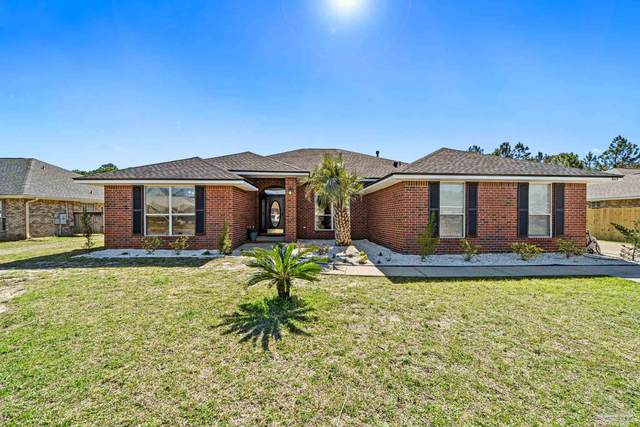 5115 Chinook Ave, Pensacola, FL 32507 (MLS #585886) :: Coldwell Banker Coastal Realty