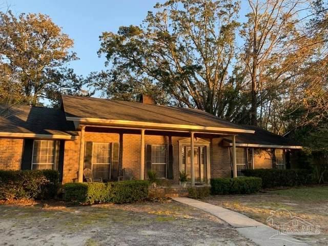 4132 Aqua Vista Dr, Pensacola, FL 32504 (MLS #585901) :: Coldwell Banker Coastal Realty