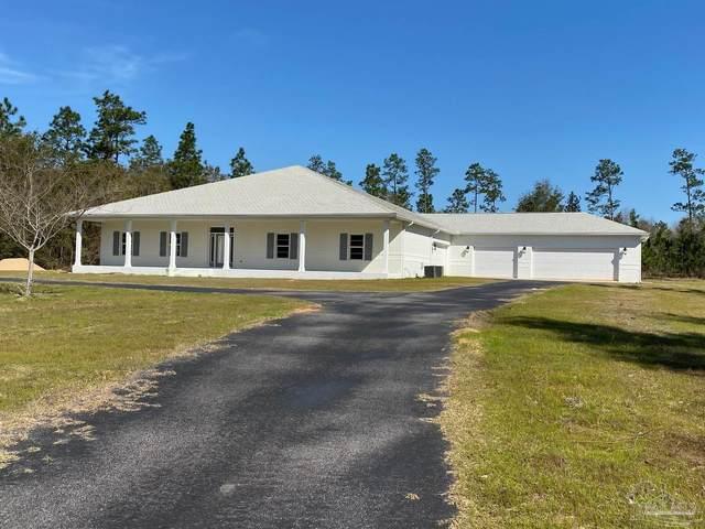 6348 Clear Creek Rd, Milton, FL 32570 (MLS #585925) :: Levin Rinke Realty
