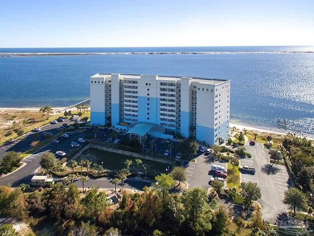 154 Ethel Wingate Dr #901, Pensacola, FL 32507 (MLS #585982) :: Levin Rinke Realty
