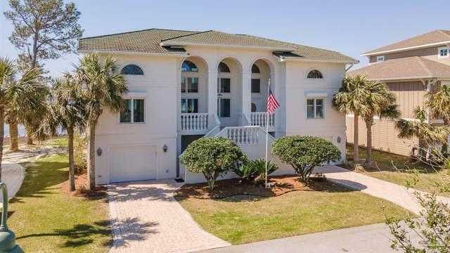 327 Deer Point Dr, Gulf Breeze, FL 32561 (MLS #586120) :: Vacasa Real Estate