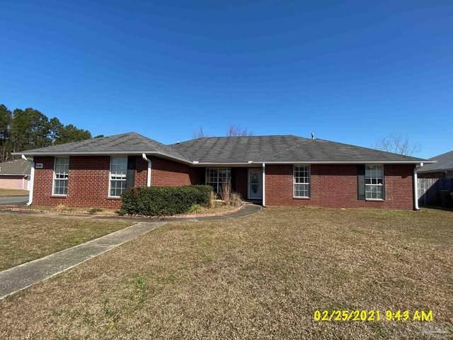 9144 Sebring Dr, Pensacola, FL 32506 (MLS #586142) :: Coldwell Banker Coastal Realty