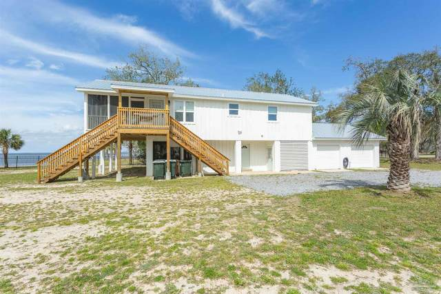 729 Mike Gibson Ln, Milton, FL 32583 (MLS #586160) :: The Kathy Justice Team - Better Homes and Gardens Real Estate Main Street Properties