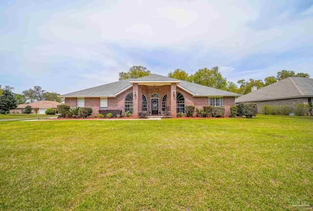 5495 Heatherton Rd, Milton, FL 32570 (MLS #586214) :: Coldwell Banker Coastal Realty