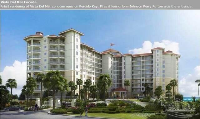 13333 Johnson Beach Rd #202, Pensacola, FL 32507 (MLS #586251) :: Connell & Company Realty, Inc.