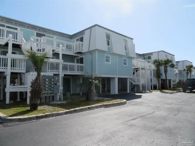 1100 Ft Pickens Rd B-14, Pensacola Beach, FL 32561 (MLS #586266) :: Connell & Company Realty, Inc.