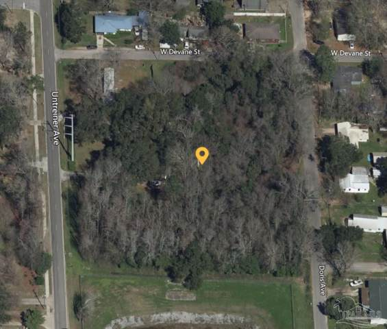 8500 Doris Ave, Pensacola, FL 32534 (MLS #586456) :: Connell & Company Realty, Inc.