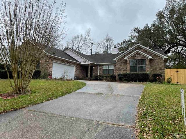 1913 Woodbridge Dr, Pensacola, FL 32514 (MLS #586524) :: Connell & Company Realty, Inc.