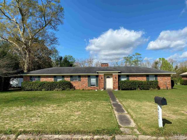 402 S Carney, Atmore, AL 36502 (MLS #586548) :: Coldwell Banker Coastal Realty
