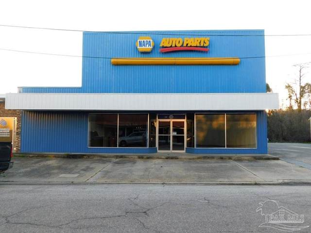 415 Houston St, Flomaton, AL 36441 (MLS #586576) :: Connell & Company Realty, Inc.