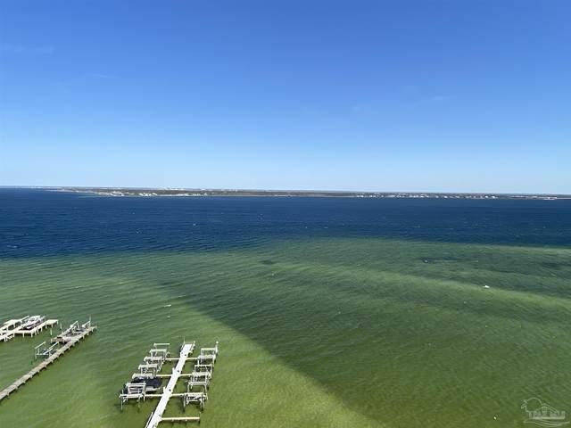 1200 Ft Pickens Rd 15D, Pensacola Beach, FL 32561 (MLS #586585) :: Levin Rinke Realty