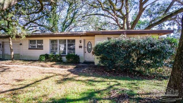 4516 Chantilly Ln, Pensacola, FL 32505 (MLS #586614) :: Coldwell Banker Coastal Realty