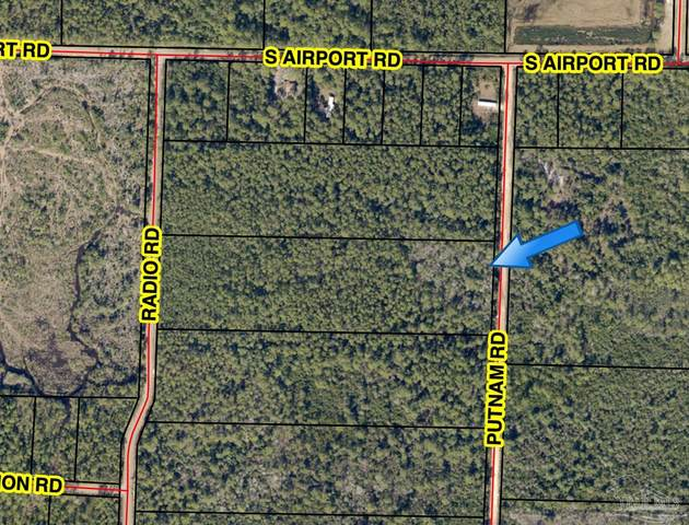 00000 Radio Rd, Milton, FL 32583 (MLS #586637) :: The Kathy Justice Team - Better Homes and Gardens Real Estate Main Street Properties