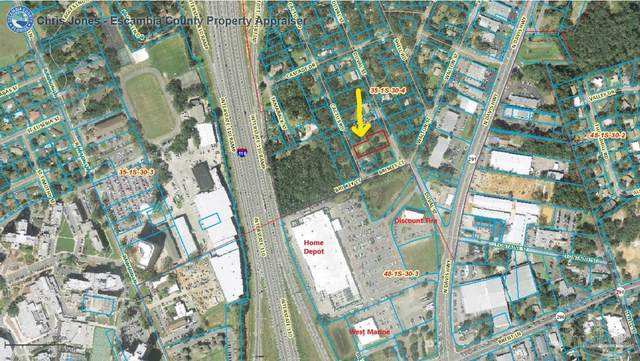 5509 Duval St, Pensacola, FL 32503 (MLS #586733) :: Connell & Company Realty, Inc.