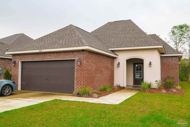 8849 Bellawood Cir, Pensacola, FL 32514 (MLS #586954) :: Connell & Company Realty, Inc.