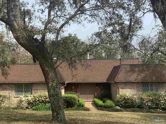 408 Andrew Jackson Trl, Gulf Breeze, FL 32561 (MLS #587124) :: Connell & Company Realty, Inc.