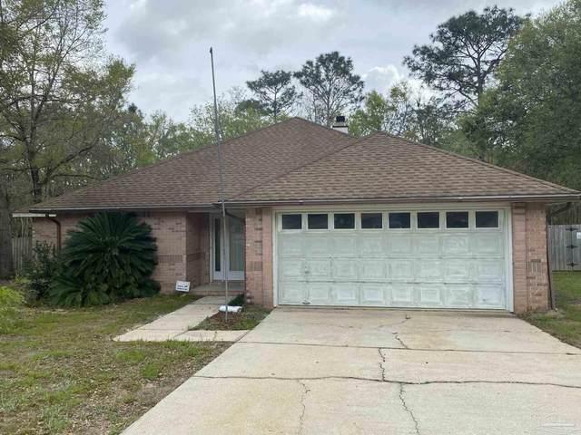 960 Shadow Ridge Dr, Pensacola, FL 32514 (MLS #587195) :: Connell & Company Realty, Inc.