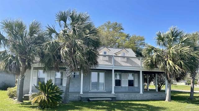 1261 Vista Del Mar Dr, Milton, FL 32583 (MLS #587241) :: Crye-Leike Gulf Coast Real Estate & Vacation Rentals