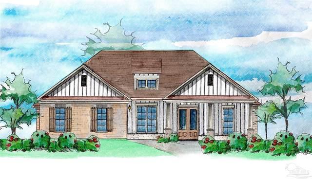 6081 Huntington Creek Blvd, Pensacola, FL 32526 (MLS #587250) :: Coldwell Banker Coastal Realty