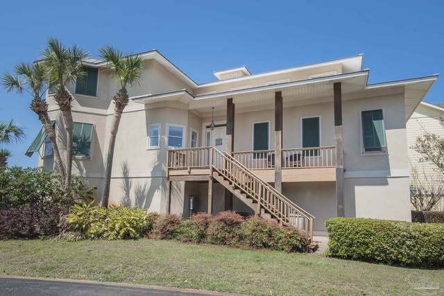 1161 Sawgrass Dr, Gulf Breeze, FL 32563 (MLS #587283) :: Connell & Company Realty, Inc.