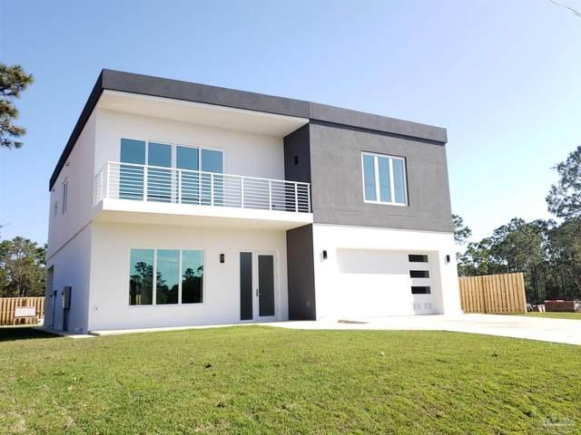 5474 Cimmeron Ct, Gulf Breeze, FL 32563 (MLS #587299) :: Levin Rinke Realty