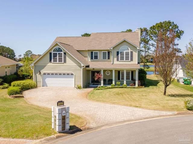 1253 Greenview Ln, Gulf Breeze, FL 32563 (MLS #587446) :: Connell & Company Realty, Inc.