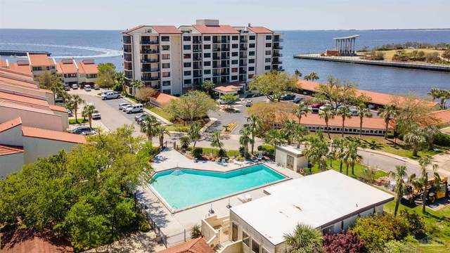 401 Port Royal Way #401, Pensacola, FL 32502 (MLS #587502) :: Connell & Company Realty, Inc.