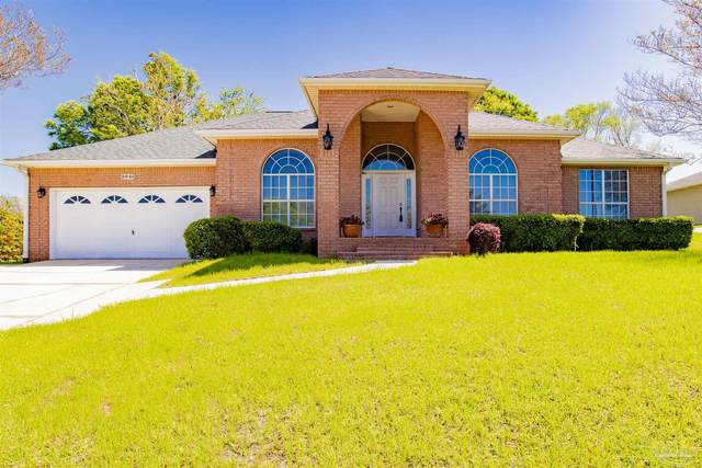 5940 Otter Point Rd, Pensacola, FL 32504 (MLS #587505) :: Levin Rinke Realty