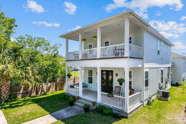 1421 Cypress St, Pensacola, FL 32502 (MLS #587531) :: Coldwell Banker Coastal Realty