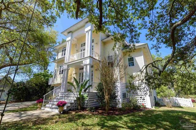 4548 Sabine Dr, Gulf Breeze, FL 32563 (MLS #587532) :: Vacasa Real Estate