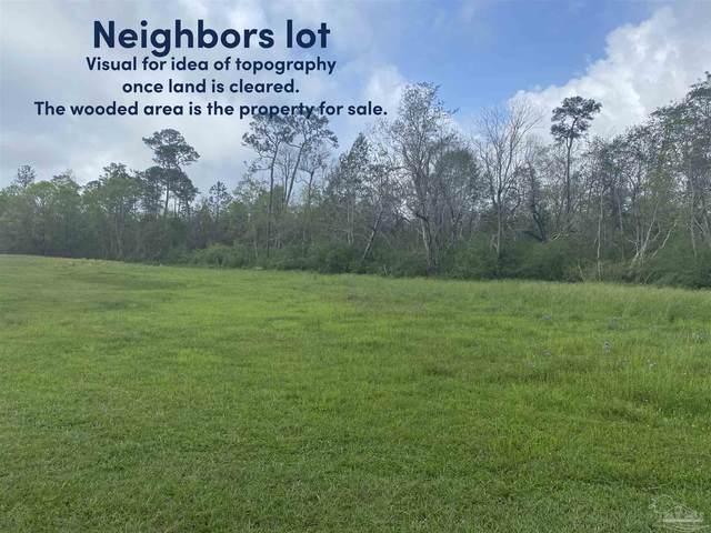 1555 W Detriot Blvd, Pensacola, FL 32534 (MLS #587545) :: Coldwell Banker Coastal Realty