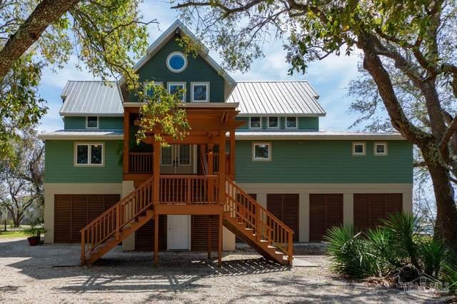 4649 Soundside Dr, Gulf Breeze, FL 32563 (MLS #587591) :: Vacasa Real Estate