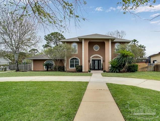 1156 Ganges Trl, Gulf Breeze, FL 32563 (MLS #587597) :: Vacasa Real Estate