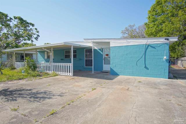 81 S Madison Dr, Pensacola, FL 32505 (MLS #587598) :: Connell & Company Realty, Inc.