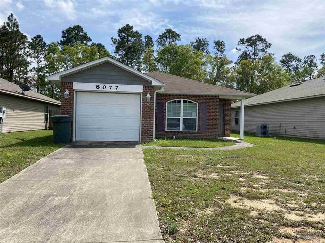 8077 Nalo Creek Loop, Pensacola, FL 32514 (MLS #587667) :: Coldwell Banker Coastal Realty