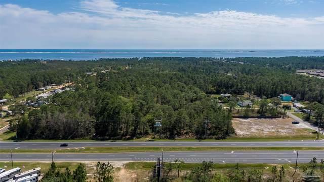 TBD Gulf Breeze Pkwy, Gulf Breeze, FL 32563 (MLS #587683) :: Vacasa Real Estate