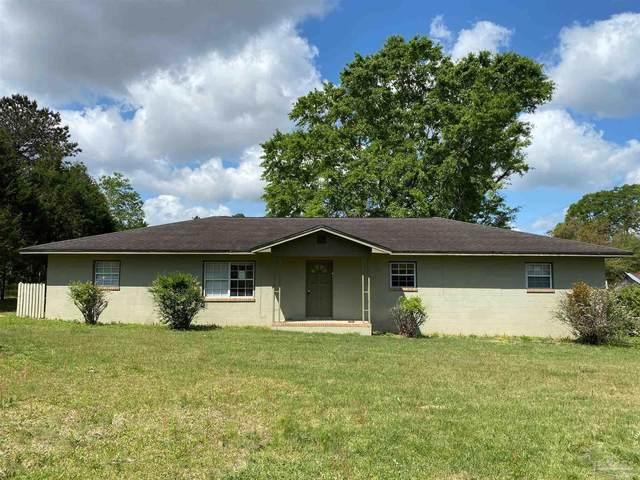 289 Community Church Rd, Flomaton, AL 36441 (MLS #587688) :: Connell & Company Realty, Inc.