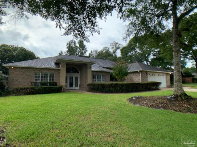 6075 Forest Green Rd, Pensacola, FL 32505 (MLS #587709) :: Coldwell Banker Coastal Realty