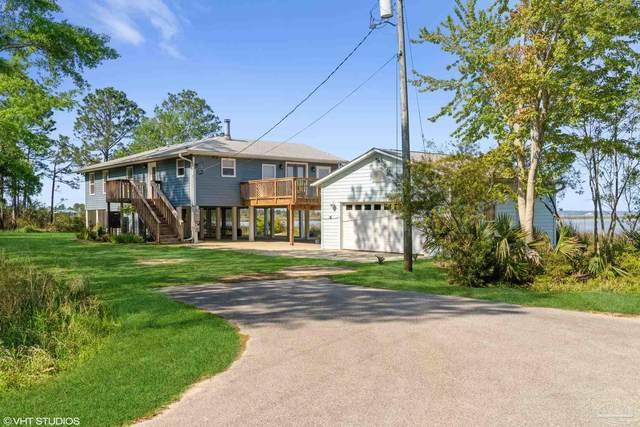 2885 Dodge St, Milton, FL 32583 (MLS #587756) :: Coldwell Banker Coastal Realty