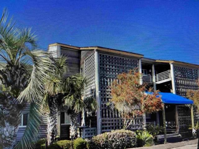 17119 Perdido Key Dr G-23, Pensacola, FL 32507 (MLS #587775) :: Crye-Leike Gulf Coast Real Estate & Vacation Rentals